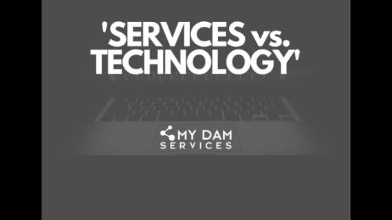 Services vs Technology