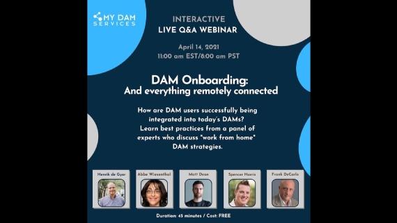 dam-onboarding